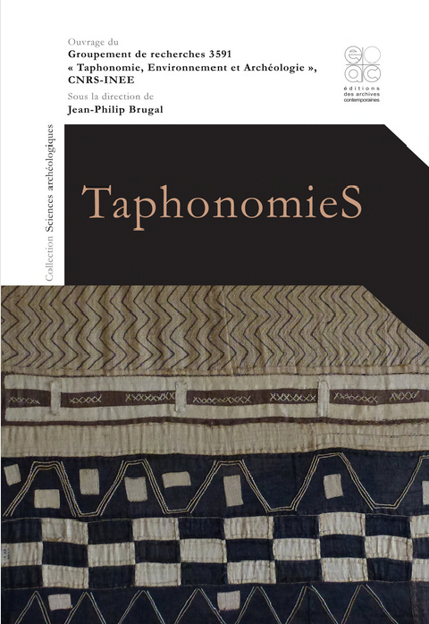 TaphonomieS cover